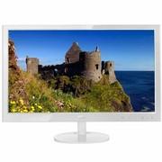 冠捷 E2451FW/WW 23.6英寸LED背光高清宽屏液晶显示器(白色)
