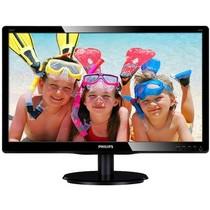 飞利浦 220V4LSB 22英寸LED背光宽屏液晶显示器产品图片主图