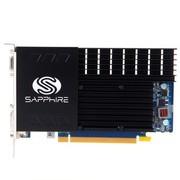 蓝宝石 HD 6450 2G GDDR3 海外版 625/1334MHz 2GB/64bit DDR3 PCI-E 显卡
