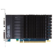 影驰 GF210战将 589/900MHZ 1GB/64bit DDR3 PCI-E显卡产品图片主图
