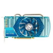 基恩希仕 7770 IceQ X (Blue) 1GB GDDR5 1000/4500MHz 1G/128bit显卡产品图片主图