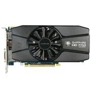蓝宝石 HD 7750 2GB GDDR5 白金版 900MHz/4500MHz 2G/128bit GDDR5 PCI-E 显卡