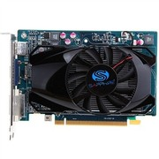 蓝宝石 HD6570 1G GDDR5 至尊版 650/4000MHz 1G/128位 DDR5 PCI-E 显卡