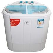 威力 XPB25-2538S 2.5公斤迷你半自动洗衣机(白色)