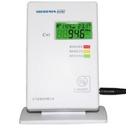 丝吉利娅 来自德国  C02(二氧化碳) 空气质量监测警示仪(白色)