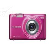 富士 JX540 数码相机 粉色(1400万像素 3英寸液晶屏 5倍光学变焦 26mm广角)