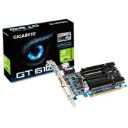 技嘉 GV-N610D3-2GI 810MHz/1333MHz 2048MB/64 bit DDR3 PCI-E 显卡