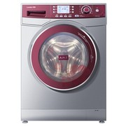 海尔 统帅(Leader)TQG60-1286A 6公斤全自动滚筒洗衣机(银灰色)