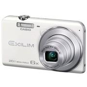 卡西欧 EX-ZS30 数码相机 白色 (2010万像素 2.7英寸液晶屏 6倍光学变焦 26mm广角)