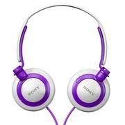 索尼 MDR-XB200 头戴式耳机 紫色