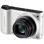 三星 WB201F 数码相机 白色(1420万像素 3英寸触摸屏 18倍光变 24mm广角 内置8G卡 WiFi连接)