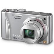 松下 DMC-ZS15GK 数码相机 银色(1210万像素 3.0英寸液晶屏 16倍光学变焦 24mm广角)