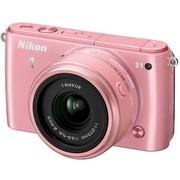 尼康 S1 微单套机 粉色(11-27.5mm f/3.5-5.6)