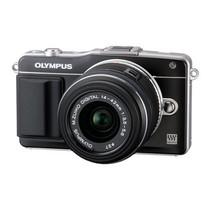 奥林巴斯 E-PM2 微单套机 黑色(M.ZUIKO DIGITAL 14-42mm f/3.5-5.6 II R 镜头)产品图片主图