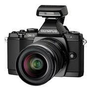 奥林巴斯 E-M5 微单套机 黑色(M.ZUIKO DIGITAL ED 12-50mm f/3.5-6.3 EZ 镜头)