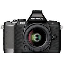 奥林巴斯 E-M5 微单套机 黑色(M.ZUIKO DIGITAL 14-42mm f/3.5-5.6 II R 镜头)产品图片主图