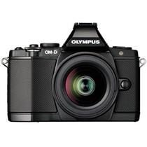 奥林巴斯 E-M5 微单机身 黑色(1610万像素 3英寸触摸翻转屏 连拍9张/秒)产品图片主图