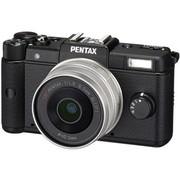 宾得 Q Lens Kit(w/8.5/F1.9 standard prime)微型单电单镜套机(黑色)