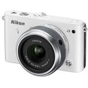 尼康 J3 微单套机 白色(11-27.5mm f/3.5-5.6)