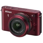 尼康 J2 微单套机 红色(11-27.5mm,30-110mm)
