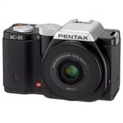 宾得 K-01 单电套机 黑色(DA 40mm F2.8 XS 镜头)
