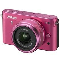 尼康 J2 微单套机 粉色(11-27.5mm,30-110mm)产品图片主图