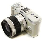 宾得 Q Lens Kit(W02_5-15/F2.8-4.5) 微型单电套机(白色)