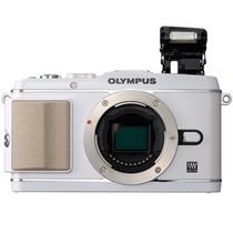 奥林巴斯 E-P3 微单套机 白色(M.ZUIKO DIGITAL 14-42mm f/3.5-5.6 II R 镜头)产品图片主图
