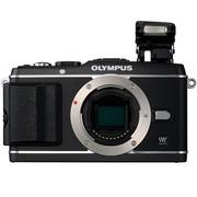 奥林巴斯 E-P3 微单套机 黑色(M.ZUIKO DIGITAL 14-42mm f/3.5-5.6 II R 镜头)