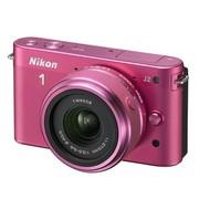 尼康 J2 微单套机 粉色(11-27.5mm f/3.5-5.6 镜头)