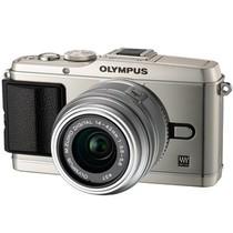 奥林巴斯 E-P3 微单套机 银色(M.ZUIKO DIGITAL 14-42mm f/3.5-5.6 II R 镜头)产品图片主图