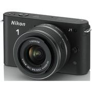 尼康 J1 微单套机 黑色(VR 10-30mm f/3.5-5.6 镜头)