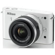 尼康 J1 微单套机 白色(VR 10-30mm f/3.5-5.6 镜头)产品图片主图