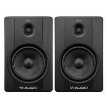 M-AUDIO BX8D2 8寸有源监听音箱(对装)风靡全球,监听音箱销量之王 黑色产品图片主图