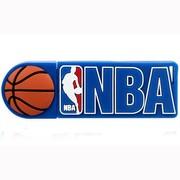 NBA 经典软胶UD003 16G U盘(蓝色)