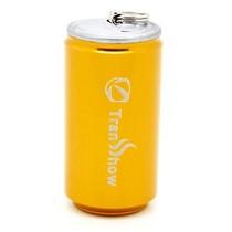 权尚 金属易拉罐 8GB 创意礼品U盘 金色产品图片主图