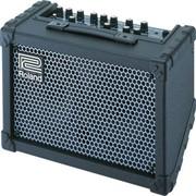 罗兰 CUBE-STREET 随意行系列专业便携式音箱,可用AA电池供电,使用时长8小时 黑色