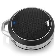 JBL 无线蓝牙音乐盒 Micro Wireless 超强低音 5小时续航 黑色