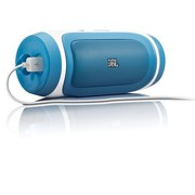JBL 无线蓝牙Charge音乐冲击波 超强低音 可充当移动充电设备 蓝色