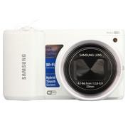 三星 WB800F 数码相机 白色(1630万像素 3英寸触摸液晶屏 21倍光学变焦 23mm广角 WiFi传输)