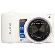 三星 WB800F 数码相机 白色(1630万像素 3英寸触摸液晶屏 21倍光学变焦 23mm广角 WiFi传输)产品图片主图
