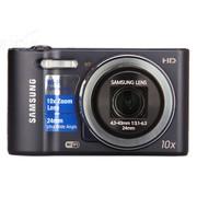 三星 WB30F 数码相机 黑色(1620万像素 3英寸液晶屏 10倍光学变焦 24mm广角 WiFi传输)