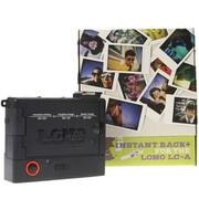 乐魔 LOMO LC-A Instant Back+ LC-A系列相机专用拍立得后背 LC-A配件(黑色)