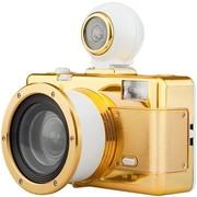 乐魔 LOMO Fisheye2 鱼眼2代 胶片相机 (黄金色限量版)