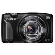 富士 F900 数码相机 黑色(1600万像素 3英寸液晶屏 20倍光学变焦 25mm广角 Wi-Fi传输)产品图片主图