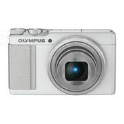 奥林巴斯 XZ-10 数码相机 白色(1000万像素 3.0英寸液晶屏 4倍光学变焦 28mm广角 内置4G卡)