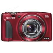 富士 F900 数码相机 红色(1600万像素 3英寸液晶屏 20倍光学变焦 25mm广角 Wi-Fi传输)