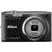 尼康 S2700 数码相机 黑色(1602万像素 2.7英寸液晶屏 6倍光学变焦 26mm广角)