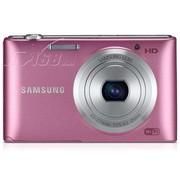 三星 ST150F 数码相机 粉色(1620万像素 3英寸液晶屏 5倍光学变焦 25mm广角)