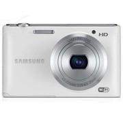 三星 ST150F 数码相机 白色(1620万像素 3英寸液晶屏 5倍光学变焦 25mm广角)